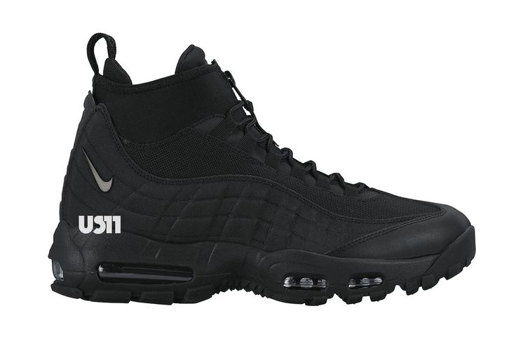 Nike Air Max 95 Sneakerboot (Autumn/Winter 2015 Preview)
