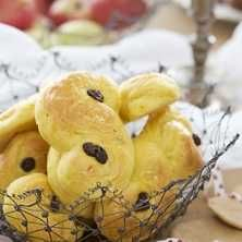 Lucia Buns. Might try for Fridays party?: Friday Parties, Lucia Buns