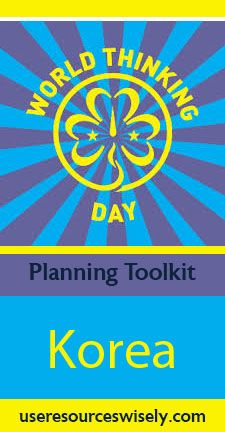 World Thinking Day Ideas For Girl Scouts: South Korea. Activities, crafts,  books and recipes to help kids learn about life in South Korea.