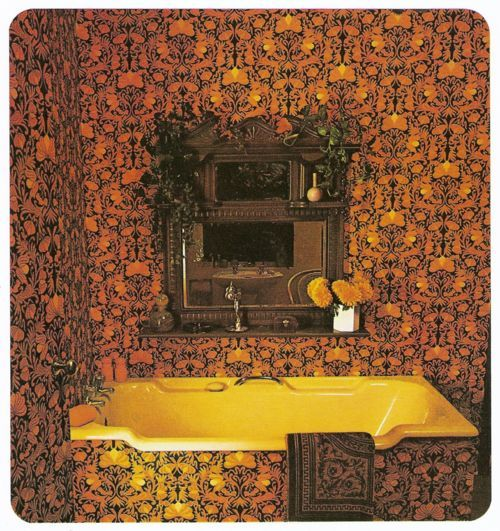 At Least One Crazy Bathroom For The Dream Home From Planning Colour For Your Home Laurie Larson Publications London