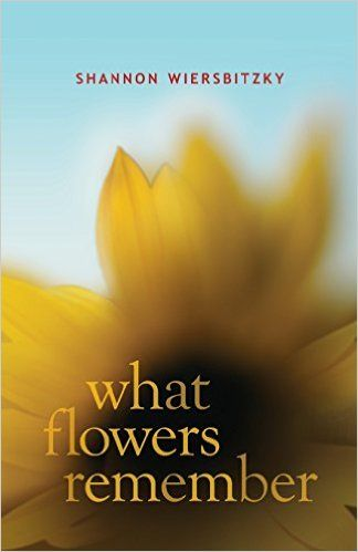 WHAT FLOWERS REMEMBER by Shannon Wiersbitzky: After her adopted grandpa, Old Red, is diagnosed with Alzheimer's, thirteen year old Delia takes it upon herself to save his memories, and includes the entire town in the process.