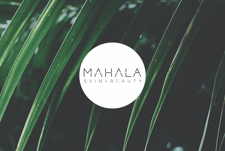 Logo and Branding for Mahala Skin + Beauty by Acqua Design Studio, acquadesignstudio.com.au