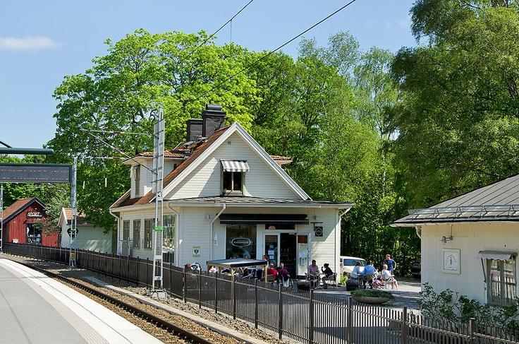 Stationskaféet Viggbyholm