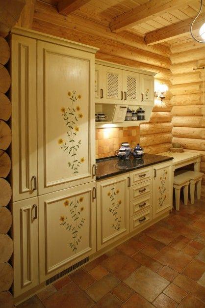 Malowane meble. Przepis na sielską kuchnię  - zdjęcie numer 2