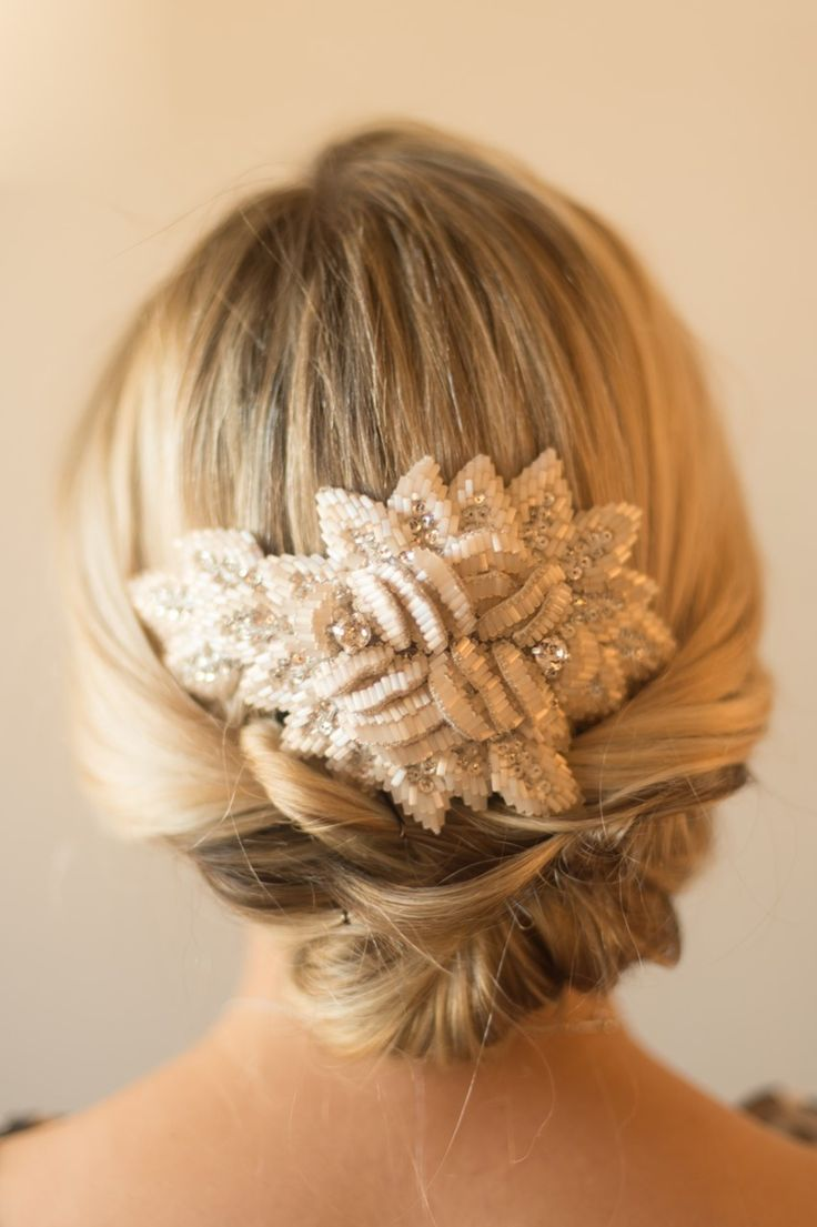 Ha hair accessories vancouver bc - Bridal Hair Accessories From Emmy London