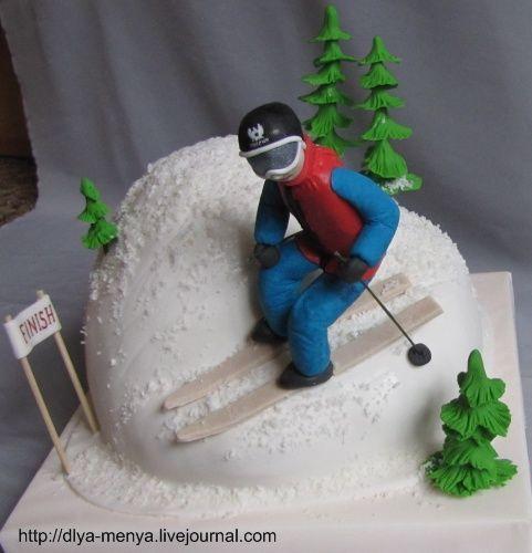 трафарет лыжник - Поиск в Google:
