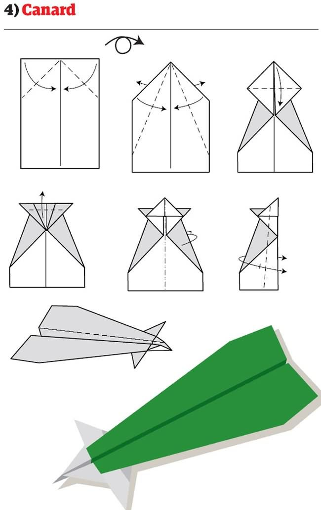 194 best paper model images on pinterest paper crafts paper you never know when you need to make a kicks paper airplane malvernweather Choice Image
