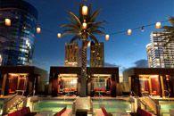 Piscine du club de jour de l'hotel The Cosmopolitan de Las Vegas