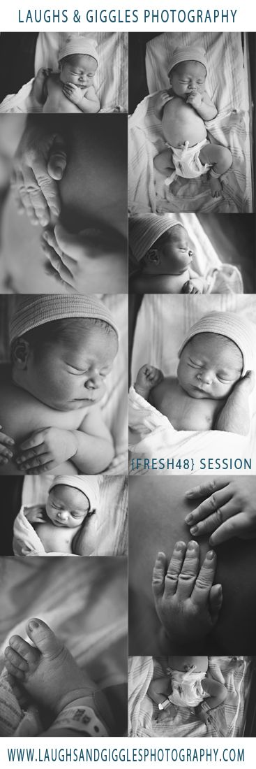 Tampa, Fl baby photographer. Fresh 48 sessions are done @ the hospital during the first 48 hours. Your baby is only itty bitty once... let me document all those tiny details for you.