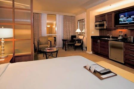 Check out this awesome listing on Airbnb: MGM Signature Balcony Deluxe Suite in Las Vegas - Get $25 credit with Airbnb if you sign up with this link http://www.airbnb.com/c/groberts22