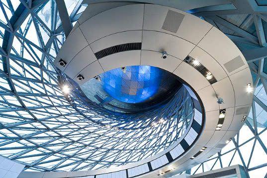 Coop Himmelblau, Atrium, BMW Welt