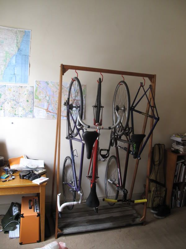 25 Best Ideas About Bike Storage Solutions On Pinterest