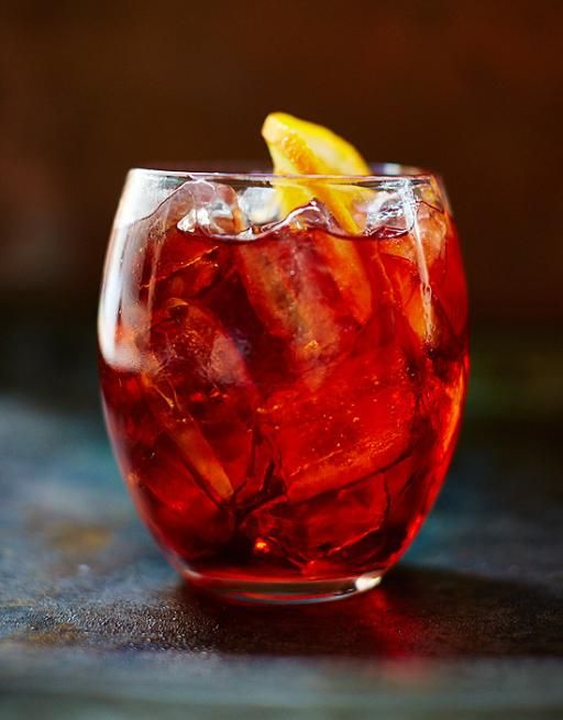 Negroni is the ultimate Italian cocktail. Invented in Florence, which adds a certain classical appeal, it's a great digestif and an even better aperitif.