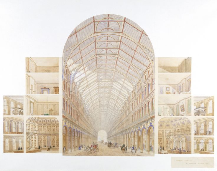 Joseph Paxton - Architect of the Crystal Palace
