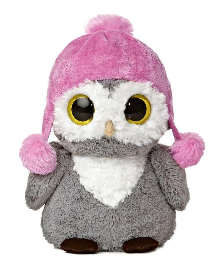 164 Best Owls Plush Images On Pinterest Owls Plush And