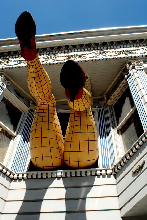 Schnappschuss aus San Francisco