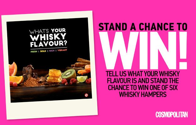 Tell Us Your Whisky Flavour to WIN a R1 000 Whisky Hamper