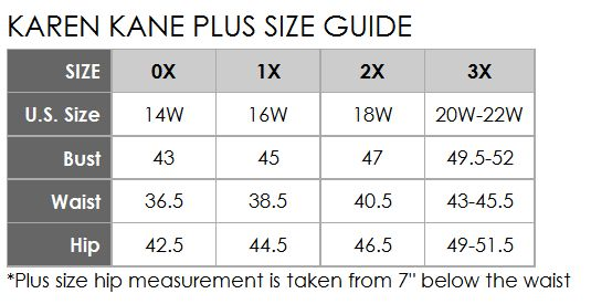 1000 Images About Brand Name Plus Size Charts On