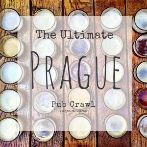 The Ultimate Prague Pub Crawl