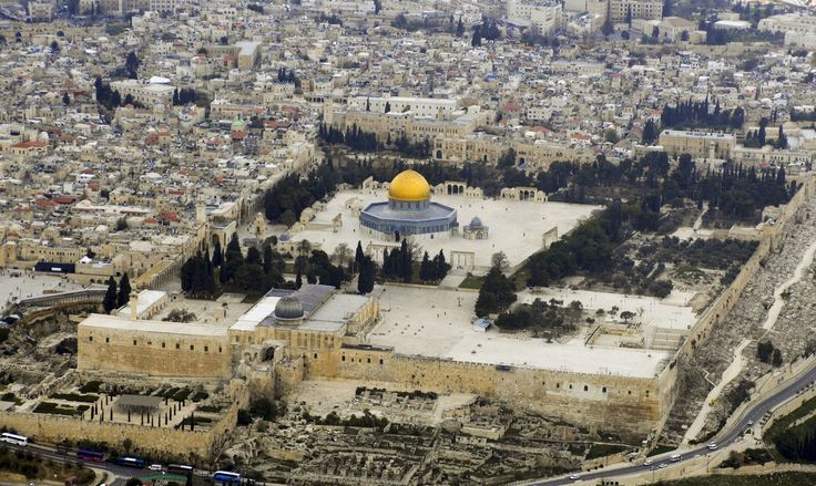 Clashes break out on Jerusalem's Temple Mount for second day - Worthy News