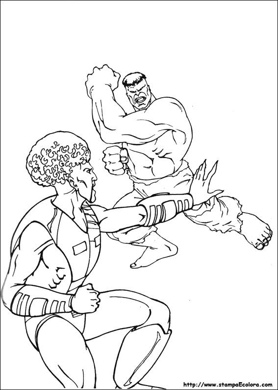 Free Printable Hulk Coloring Pages Sheet All About For Kids