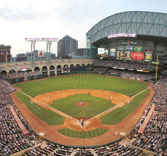 Houston Astro's Minute Maid Park  Google Image Result for…