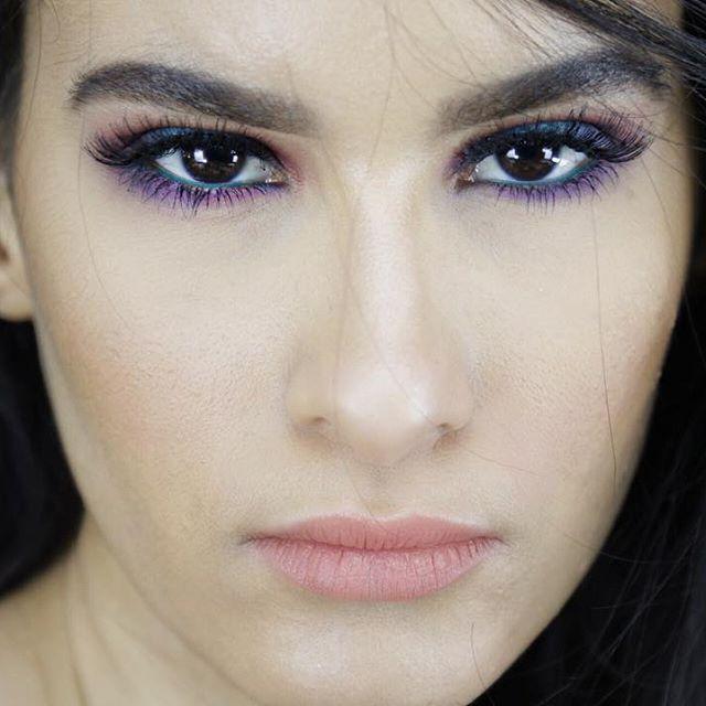 Coming up with a video tutorial on this look!! Using the Morphe 12P and NYX Gel Liner in Danielle! • • • • • #beautyvlogger #katvond #anastasiabeverlyhills #dipbrow #australis #MAC #highlight #beauty #maybelline #maccosmetics #giorgioarmani #luminoussilk #foundation #urbandecay  #makeupforever #mecca #thebalm #nyx #nyxaustralia #eyeshadow  #palette  #melbourne #australia #anastasiabrows #morphelove #morphebrushes #morphegirl #morphe12p
