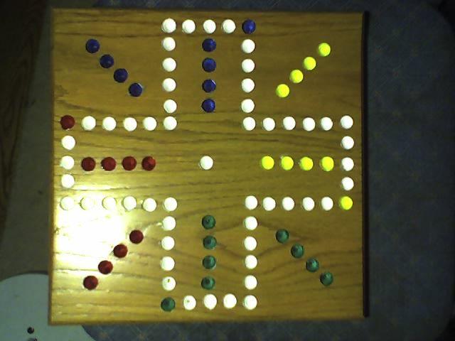 a homemade aggravation board