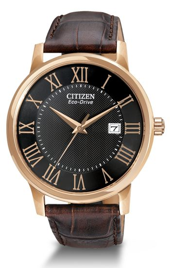 Citizen Eco-Drive Men's Strap BM6759-03E Men's Straps