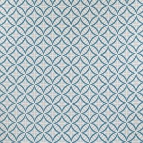 Coolum Turquoise by Warwick | Outdoor Fabrics | TM Interiors Limited