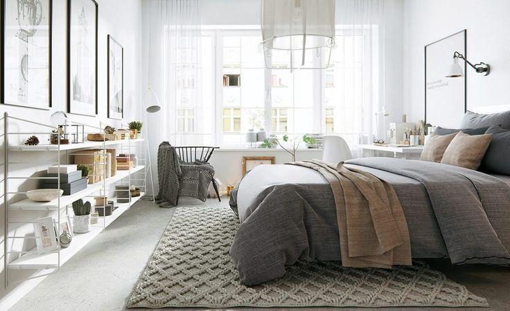 Gravity Home: 3D Scandinavian apartment