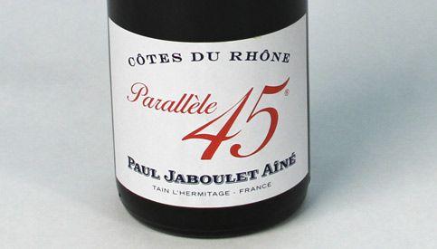 Cotes Du Rhone / Parallele 45