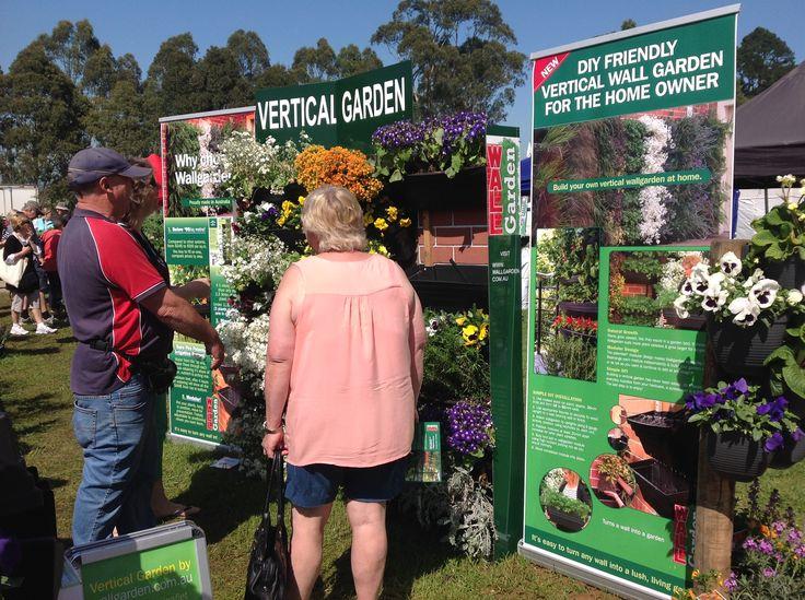 Promoting Rowes Nursery at Lardner Park Plant Fair 11-12 Sept.