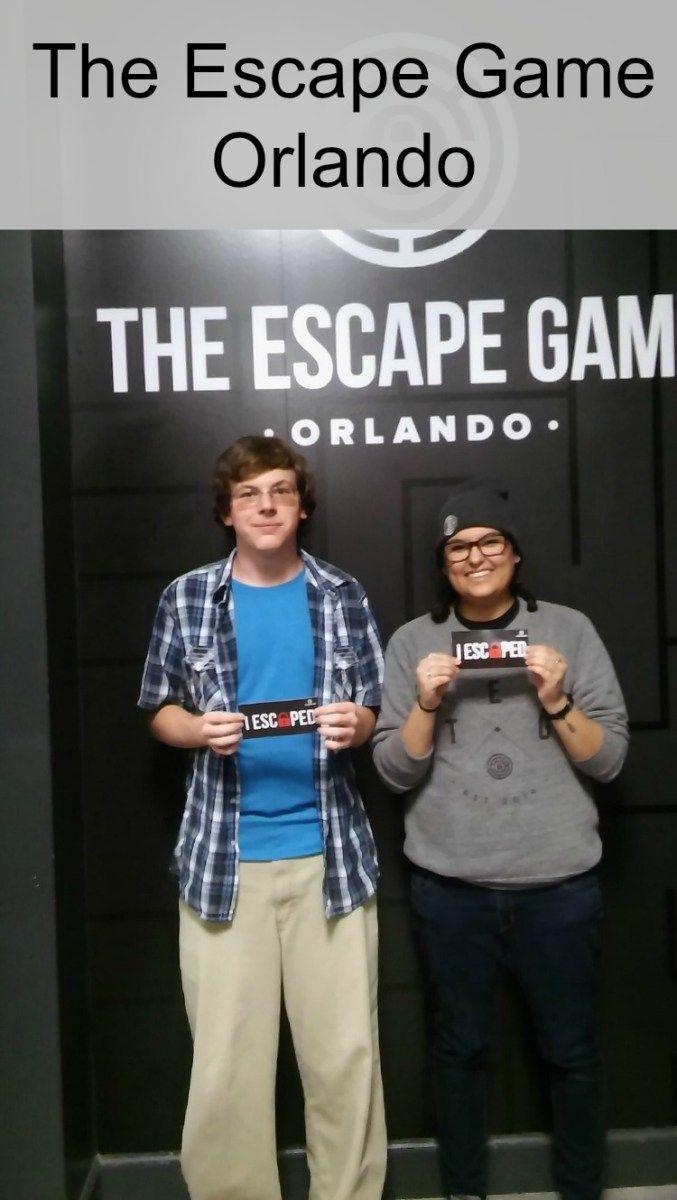 The Escape Game Orlando #Travel #VisitFL