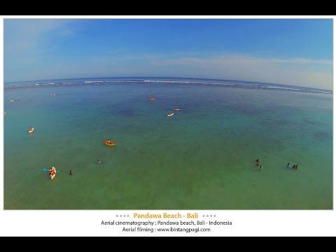 Pandawa Beach, Bali - Indonesia [Aerial Cinematography] www.bintangpagi.com
