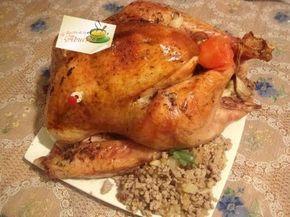▶ Receta de pavo queda rico y jugoso - día de gracias ( Thanksgiving day recipes ) - YouTube