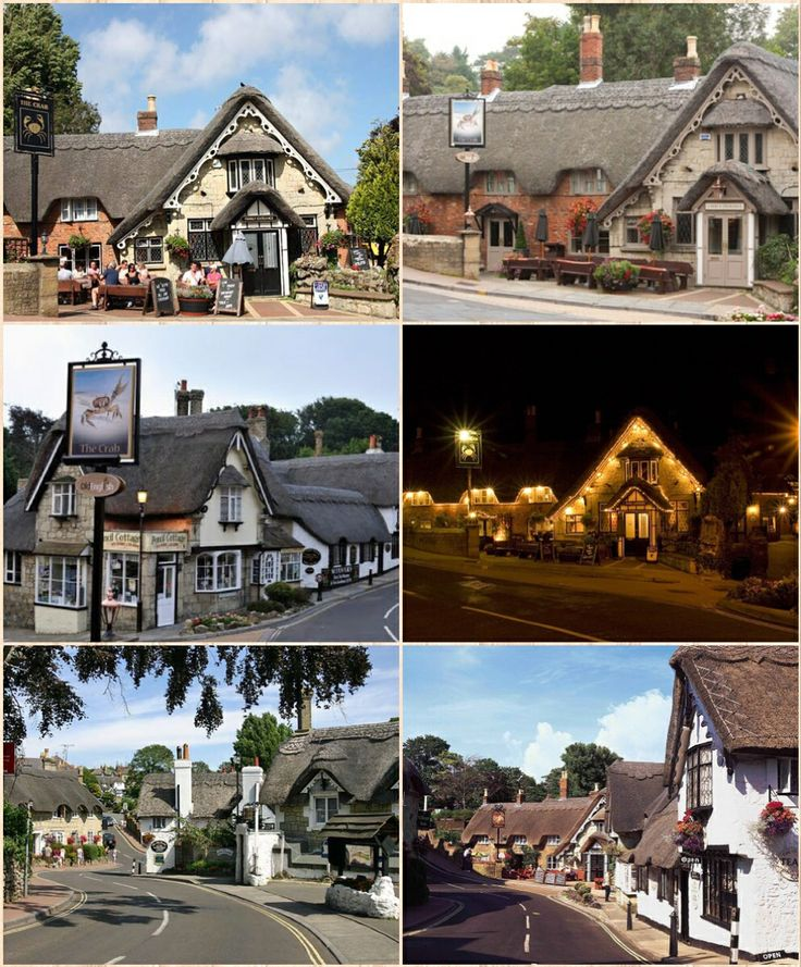 The Crab Inn, Shanklin, Isle of Wight England.