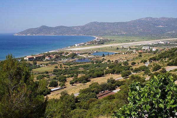 Samos-Pythagorion-Potokaki-Airport
