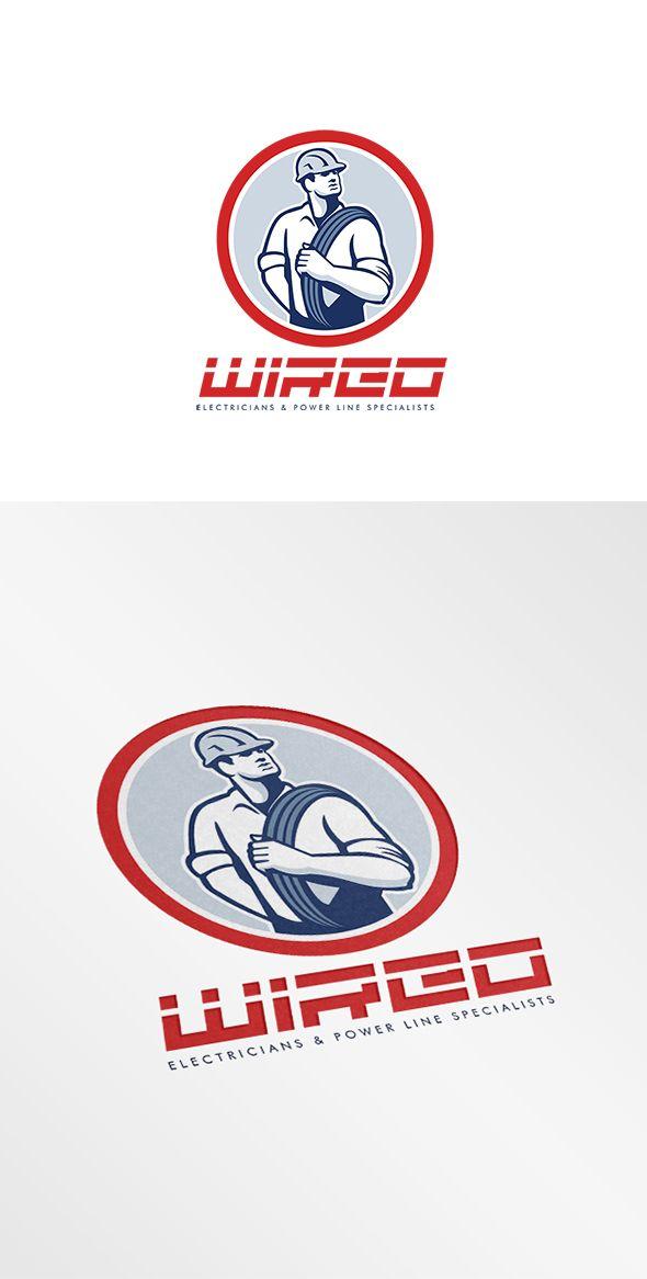 The 25 Best Electrician Logo Ideas On Pinterest