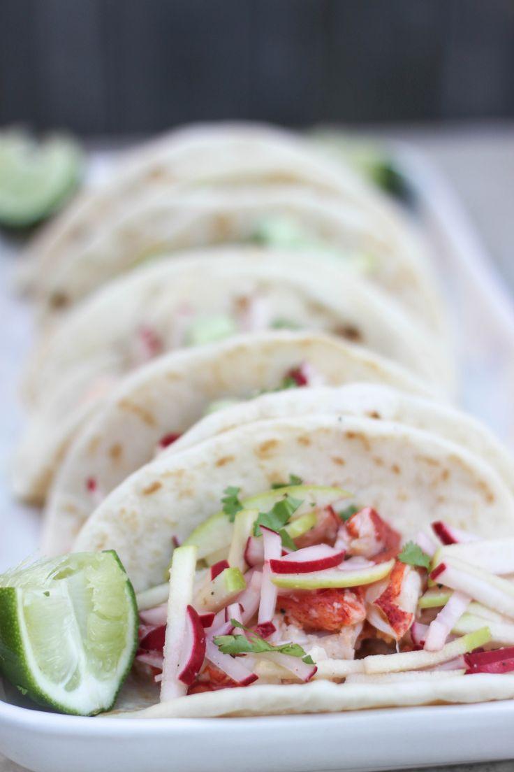 San Diego Lobster Street Tacos