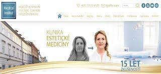 Medical Institut - NEJVĚTŠÍ KOMPLEXNÍ ESTETICKÉ CENTRUM V PLZEŇSKÉM KRAJI