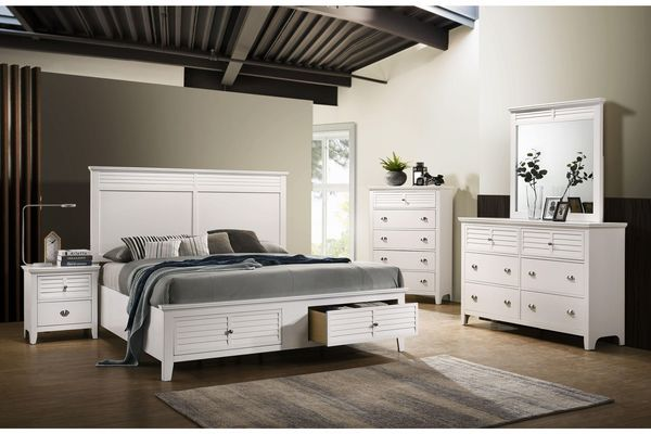 Western 5 Piece Queen Bedroom Set Bedroom Furniture Sets Twin