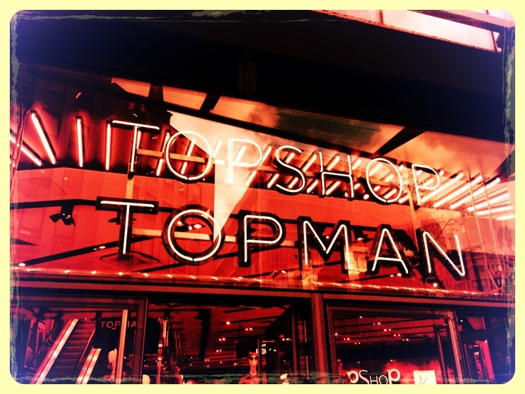 Topshop and Topman at One New Change
