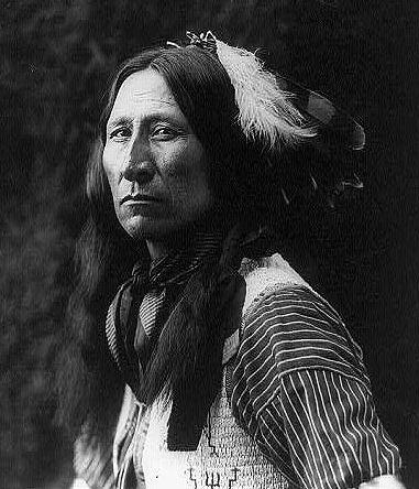 chief lone bear 1900
