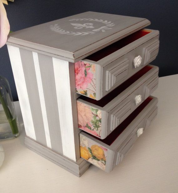 Best 25 Jewelry Box Makeover Ideas That You Will Like On