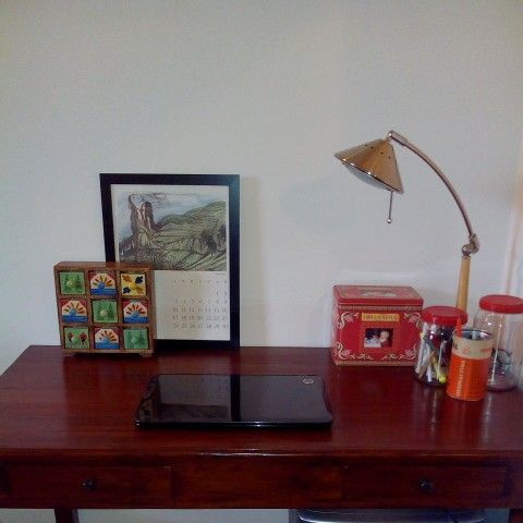 My little home office