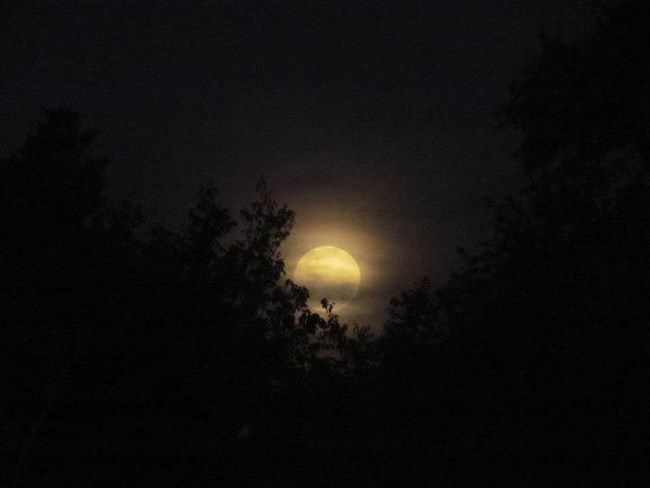 Luna llena de abril 2012