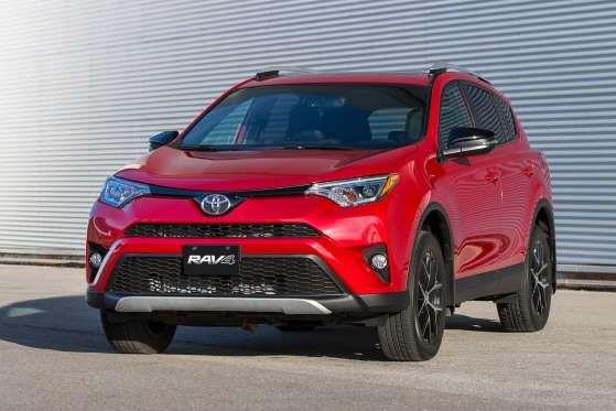 2017 Toyota RAV4 - Toyota