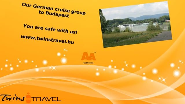 Ask an offer from us by e-mail: office@twinstravel.hu You are safe with us! www.twinstravel.hu #twinstravel_budapest #cruise #budapest