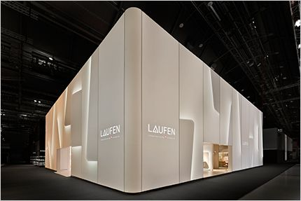 Stand design from atelier oï
